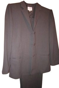 Armani Collezioni Charcoal Style ANTINEA SRL business/office suit