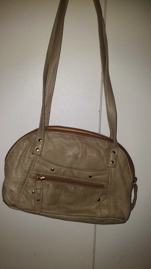 Stone Mountain Accessories #tan #leather Shoulder Bag
