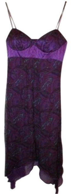 Preload https://item3.tradesy.com/images/laundry-by-shelli-segal-purple-silk-high-low-cocktail-dress-size-2-xs-99597-0-1.jpg?width=400&height=650