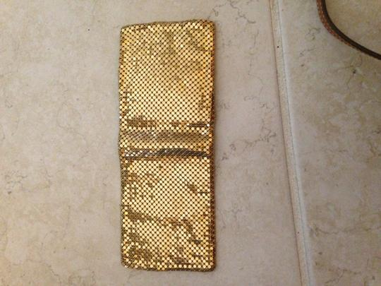 Whiting & Davis 100% Authentic Whiting & Davis Gold mesh wallet