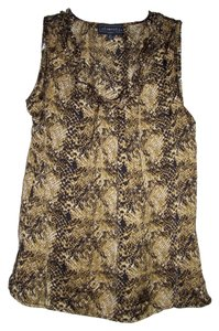 Elementz Top Animal Print