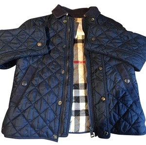Burberry Kids Motorcycle Jacket