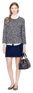 J.Crew Mini Skirt Blue