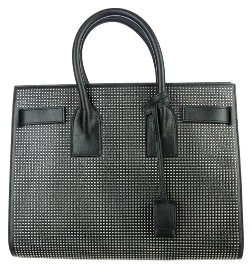 Preload https://item5.tradesy.com/images/saint-laurent-sac-de-jour-mini-studded-black-leather-tote-9961549-0-1.jpg?width=440&height=440