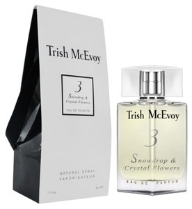Trish McEvoy No. 3 Snowdrop & Crystal Flowers' Eau de Toilette