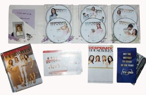 Desperate Housewives Desperate Housewives Season One Boxed Set Collection DVDs