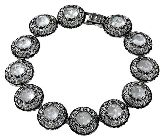Preload https://img-static.tradesy.com/item/9962059/lia-sophia-antique-silver-electra-necklace-clear-cut-crystals-in-necklace-0-1-540-540.jpg