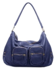 J.Crew Chic Leather Hobo Bag