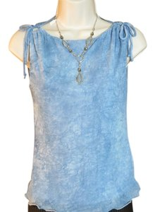 Max Rave Crunchy Feel Top Blue