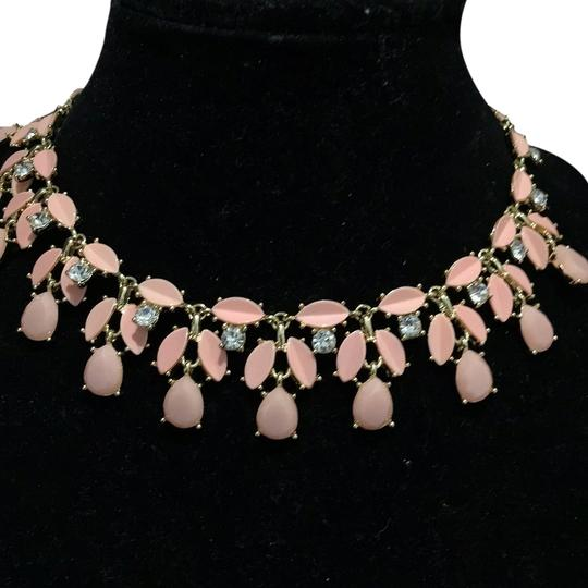Preload https://img-static.tradesy.com/item/9963274/kate-spade-peach-light-chandelier-necklace-0-1-540-540.jpg
