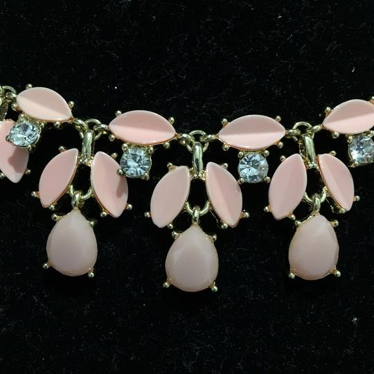 Kate Spade Kate Spade Light Peach Chandelier Necklace