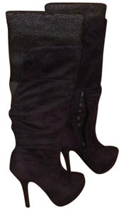 Charlotte Russe Gray Boots
