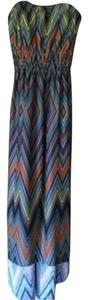 Multi Maxi Dress by Lolita Lempicka