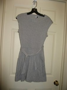 Iisli short dress Grey on Tradesy