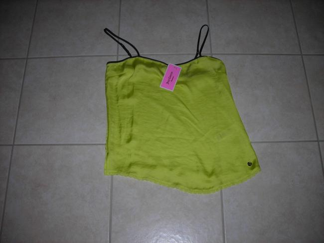 Juicy Couture Camisole Top yellow
