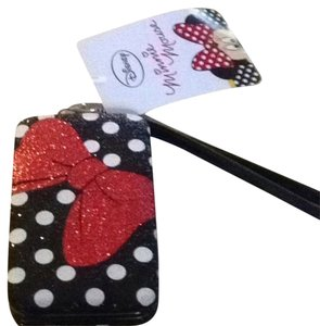 Disney Disney Minnie Bow Glitter Iphone 4/4S And 5C Wallet