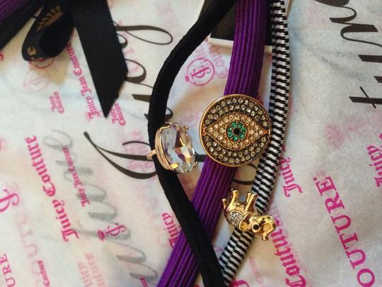 Juicy Couture Juicy Couture set of 3 Elastic