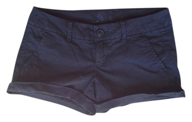American Eagle Outfitters Mini/Short Shorts Dark Navy Blue