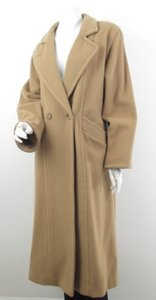 L.L.Bean Ll Bean Womens Wool Blend Coat