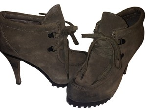 Ash Taupe Boots