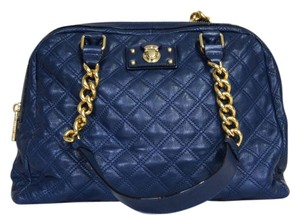 Marc Jacobs Satchel in Navy