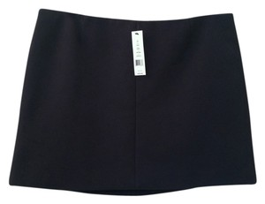 Theory Mini Skirt Dark Blue