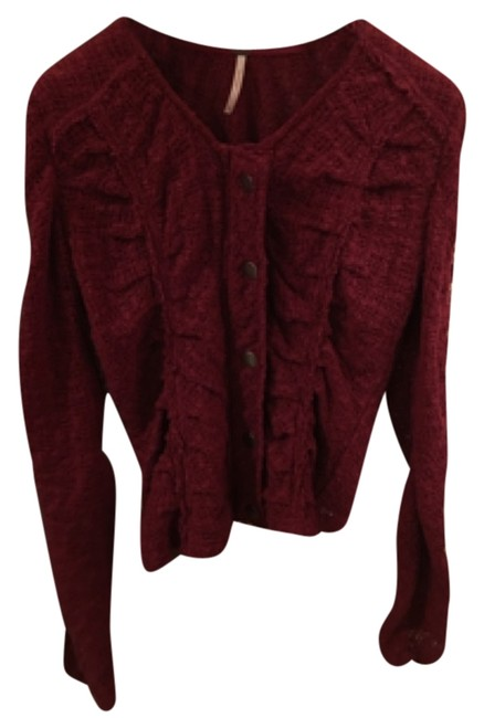 Preload https://item4.tradesy.com/images/free-people-red-sweaterpullover-size-0-xs-9968398-0-1.jpg?width=400&height=650