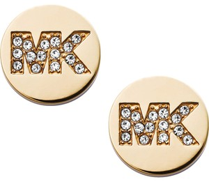 Michael Kors NWT Michael Kors GOLD Ohrstecker Brilliance EARRINGS MKJ4665710