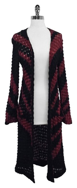 Preload https://img-static.tradesy.com/item/9968689/missoni-wool-longline-cardigan-size-8-m-0-1-650-650.jpg