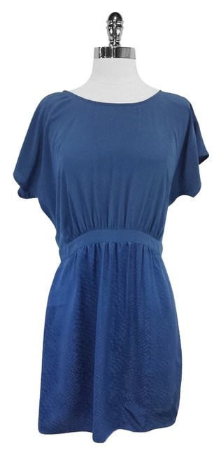 Preload https://item3.tradesy.com/images/twelfth-st-by-cynthia-vincent-blue-silk-mini-short-casual-dress-size-8-m-9968797-0-1.jpg?width=400&height=650