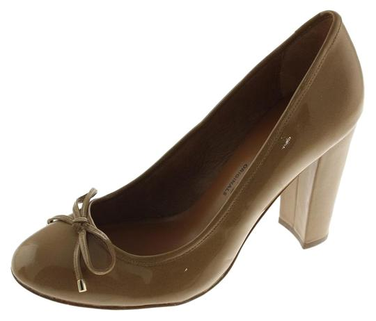 Preload https://img-static.tradesy.com/item/9968977/nina-brown-new-without-boxstore-display-womens-patent-bow-85-ships-in-one-day-pumps-size-us-85-regul-0-1-540-540.jpg