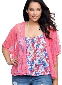 Torrid Lace New With Tags Shrug Cardigan