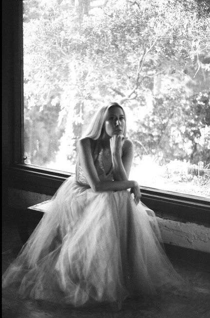 Other Ball Gown Beaded Tulle Dress