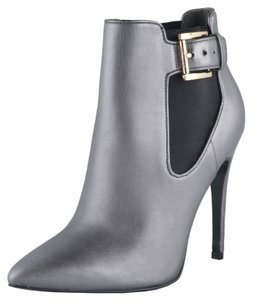 Just Cavalli Gray Boots