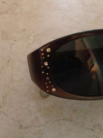 Guess Authentic Guess Rhinestone Sunglasses