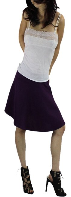 Other Mini Skirt Purple