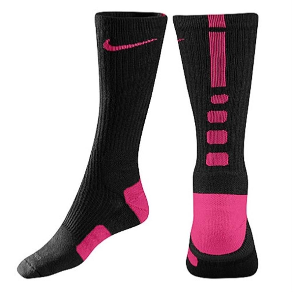 Nike Elite Basketball Socks Pink Nike elite basketball crew socks    Nike Elite Socks Camo Pink