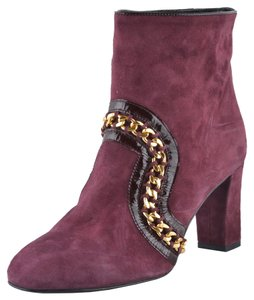 Just Cavalli Purple Boots