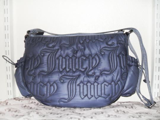 Juicy Couture Quilted Cross Body Bag