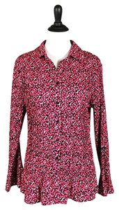 East 5th Essentials Top Pink, Black, White