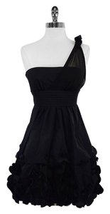 BCBGMAXAZRIA short dress Black One One on Tradesy