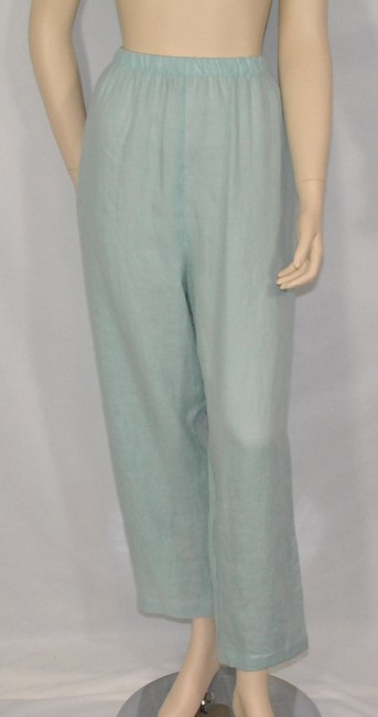 Saks Fifth Avenue Linen Pants Outfit Suit