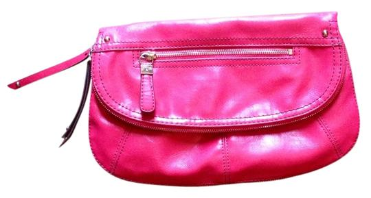 Nine West Pink Clutch