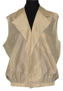 Lanvin Button Down Shirt beige
