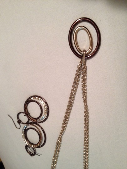 Other Set Of Two!necklace &pair Of Earrings