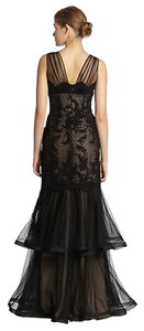 Teri Jon Tulle Lace Mermaid Dress