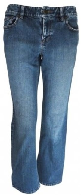 Ann Taylor LOFT Boot Cut Jeans-Medium Wash
