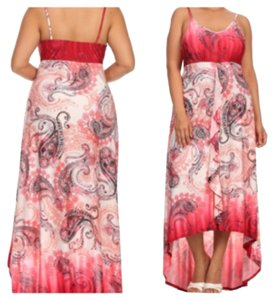 Pink Maxi Dress by Other