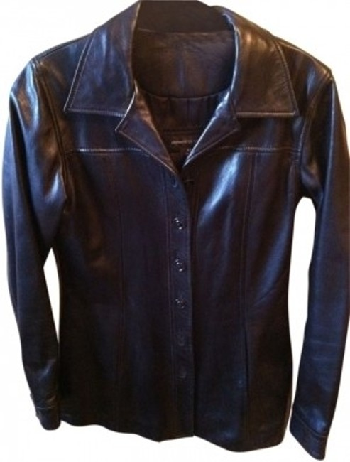 Preload https://img-static.tradesy.com/item/9981/vakko-black-extremely-soft-versatile-leather-jacket-size-2-xs-0-0-650-650.jpg