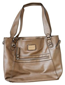 Kenneth Cole Reaction Tote in Brown